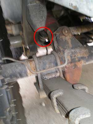 Tires For Jeep Wrangler >> How to replace, fix, change your fuel filter in a 95 YJ ...